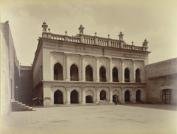 Maifil House in Fort (For Entertainments), [Rampur]